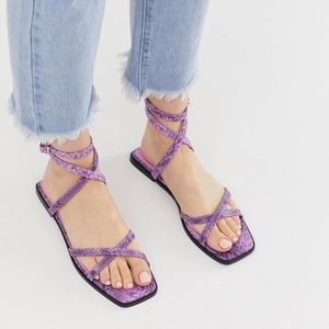 ASOS Foresight Strappy Sandals